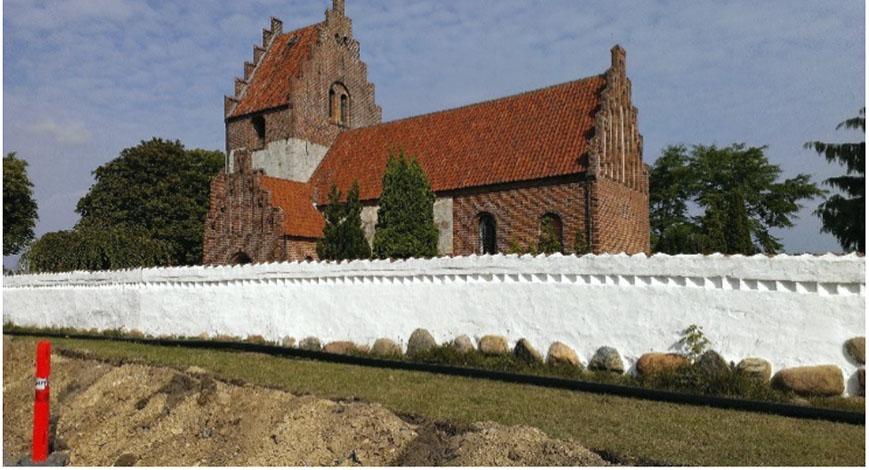 Himmelev Kirke og sognegård